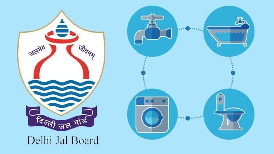 Delhi Jal Board - Form for New Connection/Disconnection, Customer Care Number, Email