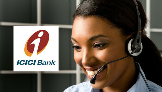 ICICI Bank Debit/Credit Card Customer Care Number