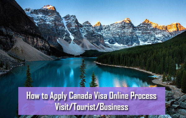 How to Apply Canada Visa Online Process