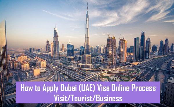 How to Apply Dubai (UAE) Visa Online Process