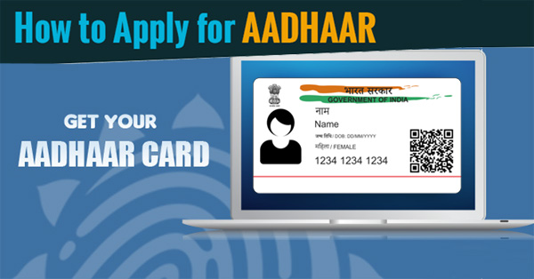 How to Apply Aadhar Card
