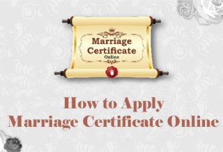 How to Apply Marriage Certificate Online