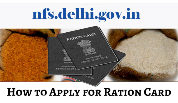 How to Apply Ration Card in Delhi