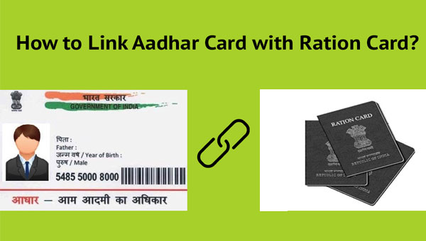 How to Check Status of Link Aadhaar Card with Ration Card