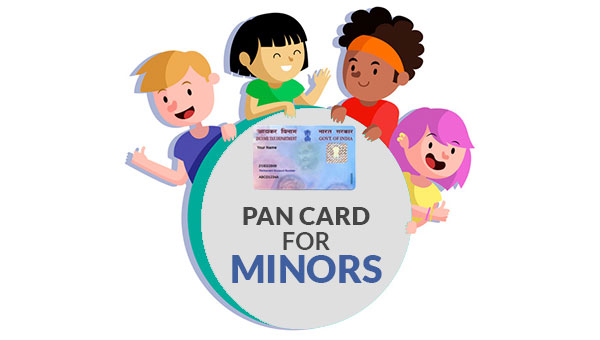 How to Upgrade Minor PAN Card