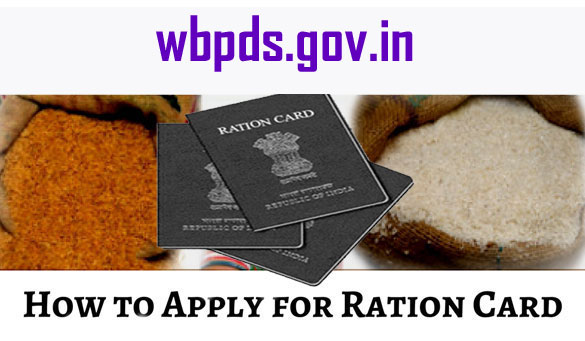 How to Apply Ration Card West Bengal