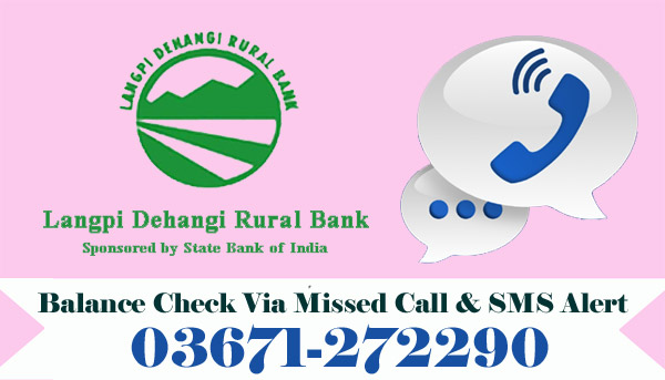 Langpi Dehangi Rural Bank Balance Enquiry
