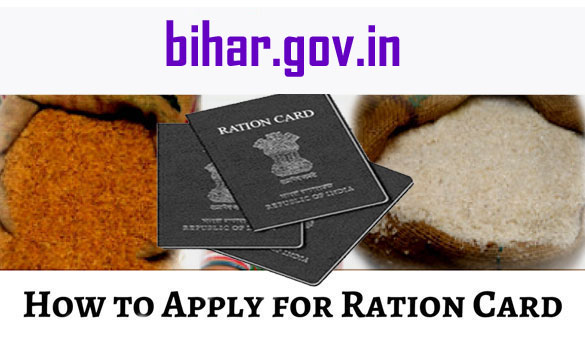 How to Apply Ration Card Bihar