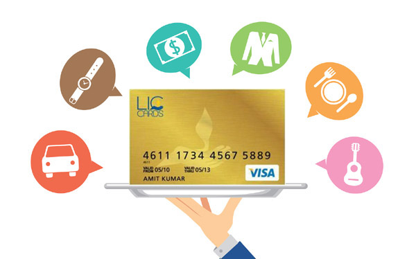How Can I redeem LIC Credit Card Reward Points Online