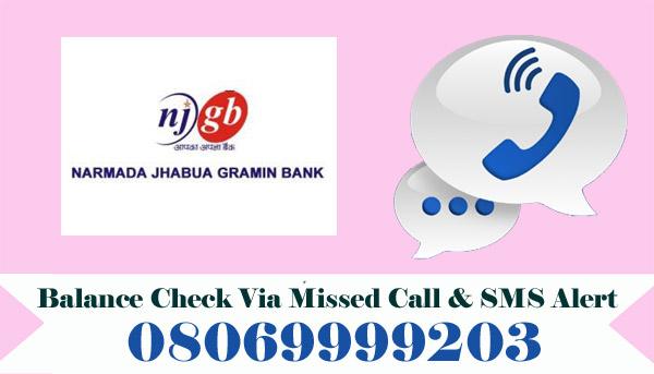 Narmada Jhabua Gramin Bank Balance Check