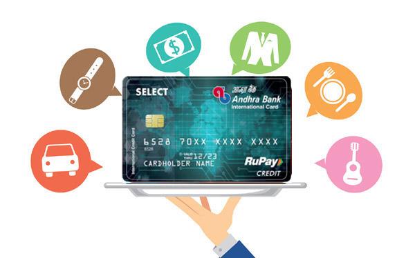 Andhra Bank Credit Card Reward Points Online