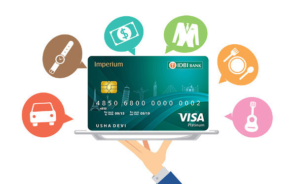 IDBI Bank Credit Card Reward Points Online