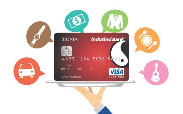 IndusInd Bank Credit Card Reward Points Online