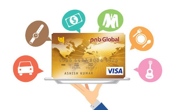 PNB Bank Credit Card Reward Points Online
