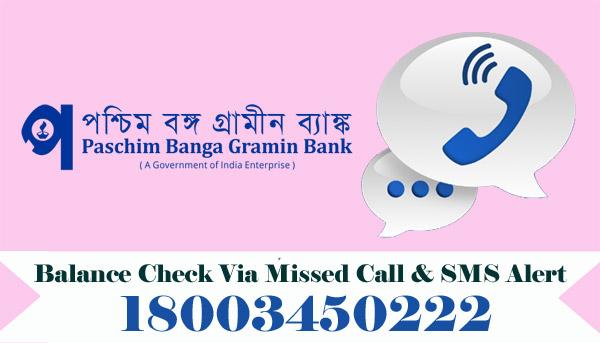 Paschim Banga Gramin Bank Balance Check