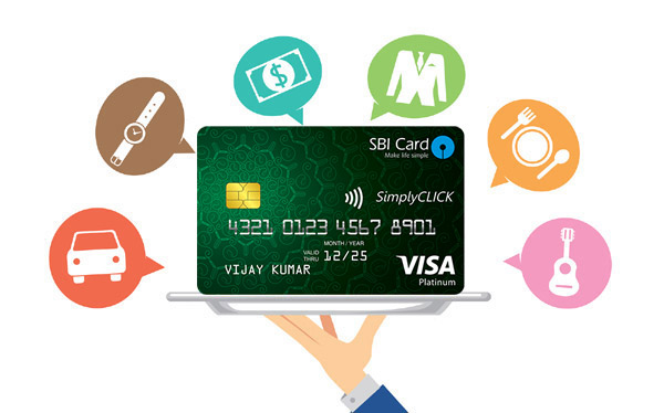 SBI Bank Credit Card Reward Points Online