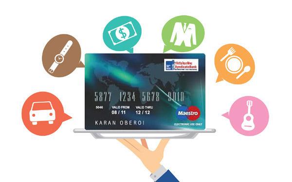 Syndicate Bank Credit Card Reward Points Online