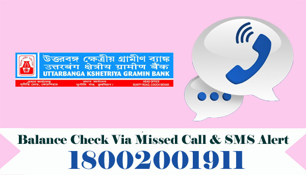 Uttarbanga Kshetriya Gramin Bank Balance Check
