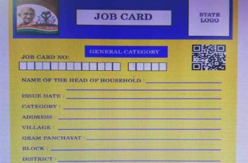 Apply Nrega Job Card