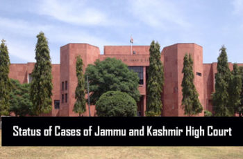 How to Check the Status of Cases of Jammu and Kashmir High Court