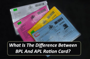 What Is The Difference Between BPL And APL Ration Card?